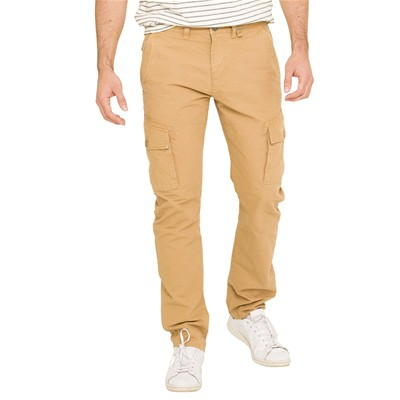 OXBOW Boutry - Pantalon cargo - sable