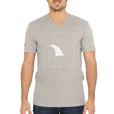 OXBOW Saique - T-shirt - gris
