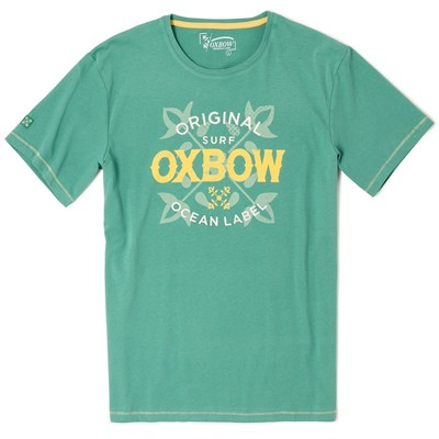 OXBOW Sangue - T-shirt - menthe
