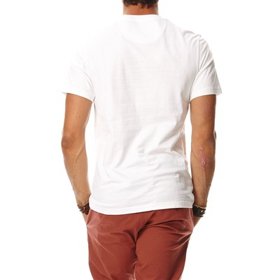 BARBOUR T-shirt - blanc