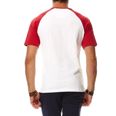 BARBOUR Icon - T-shirt - blanc