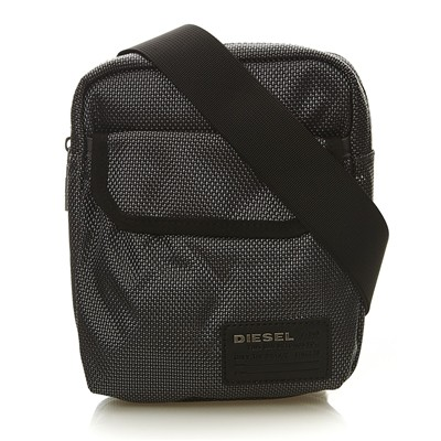 DIESEL Close Cross - Sacoche - gris