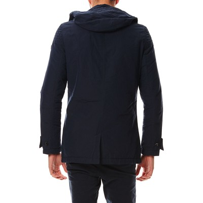 GUESS Technical - Parka - bleu