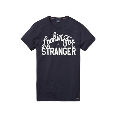 SCOTCH & SODA T-shirt - bleu marine