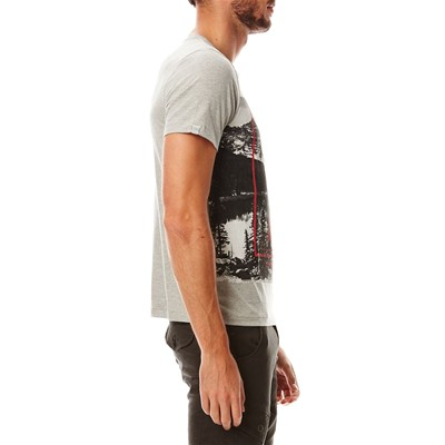 JACK & JONES T-shirt - gris clair