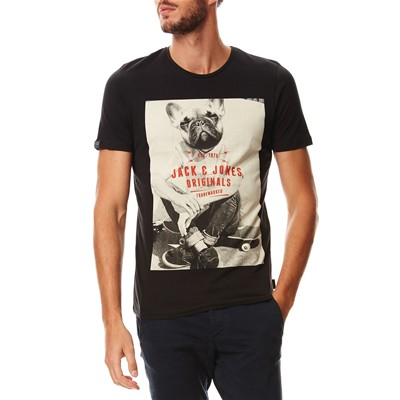 JACK & JONES T-shirt - noir