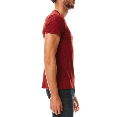 JACK & JONES T-shirt - brique