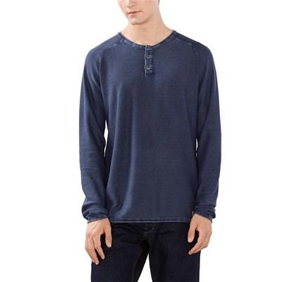 EDC BY ESPRIT Sweat-shirt - bleu marine