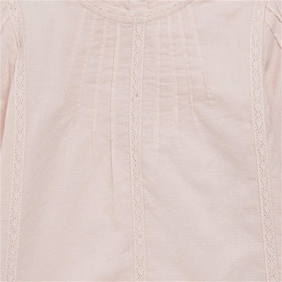 BOUT'CHOU Blouse - rose clair