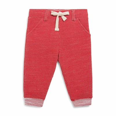 BOUT'CHOU Pantalon jogging - rouge