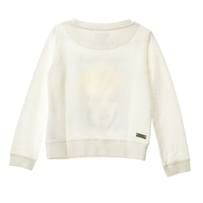 PEPE JEANS LONDON ALEXIA - Sweat-shirt - blanc