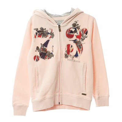 PEPE JEANS LONDON Sadie - Sweat à capuche - rose