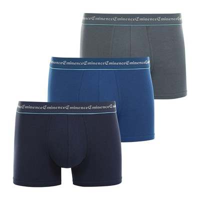 Business - Lot de 3 boxers - multicolore