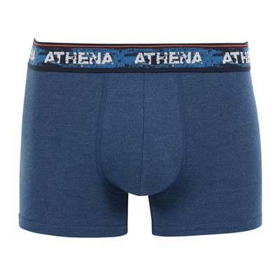 ATHENA Authentic - Boxer - bleu