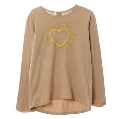 BENETTON T-shirt - sable