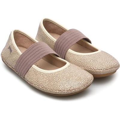 CAMPER Right - Ballerines - beige
