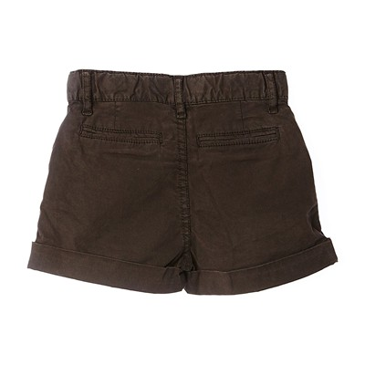 FINGER IN THE NOSE Short - denim noir