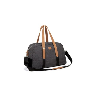 FAGUO Bag 48 - Sac week-end - noir