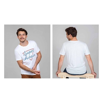 FAGUO Arcy - T-shirt - blanc