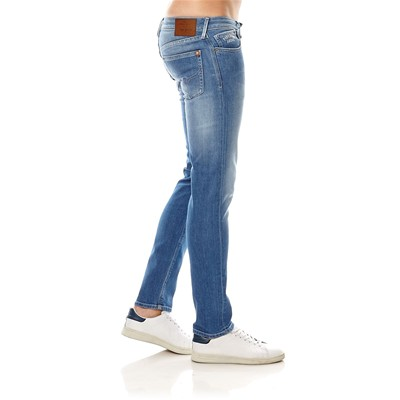 PEPE JEANS LONDON Hatch - Jean slim - bleu