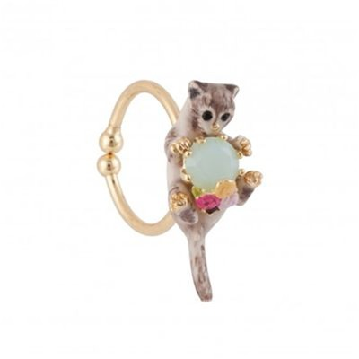 Loves Animals - Bague - multicolore