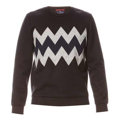SCOTCH & SODA Sweat-shirt - noir