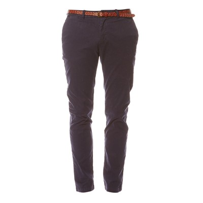 SCOTCH & SODA Pantalon chino - anthracite