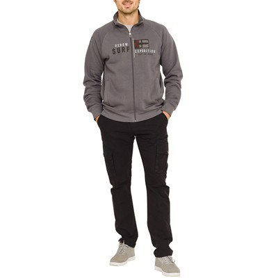 OXBOW Skafta - Sweat-shirt - gris