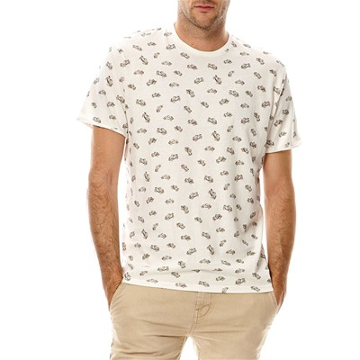PEPE JEANS LONDON Nigel - T-shirt - blanc