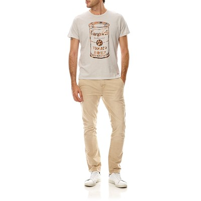 PEPE JEANS LONDON Joe - T-shirt - gris clair