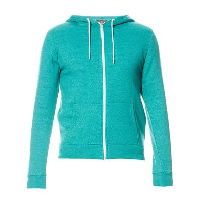 BEST MOUNTAIN Sweat à capuche - turquoise