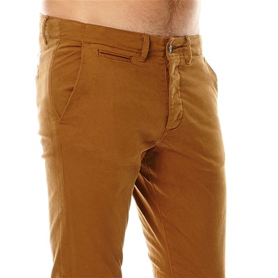 JACK & JONES Pantalon chino - camel