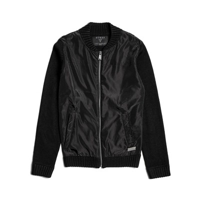 GUESS KIDS Veste - noir
