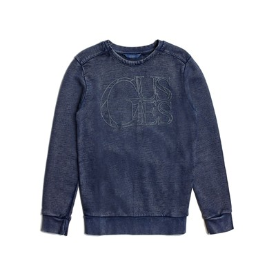 GUESS KIDS Sweat-shirt - bleu