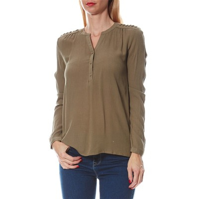 Best Mountain blouse - army