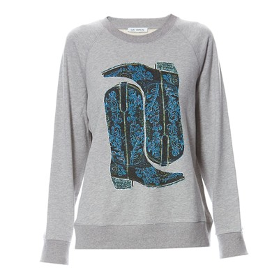 Loff - Sweat-shirt - gris clair