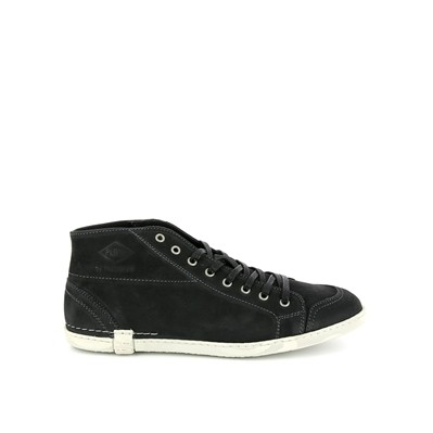 Duke - Baskets montantes - noir