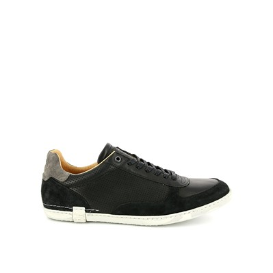 Dabster - Baskets en cuir - noir