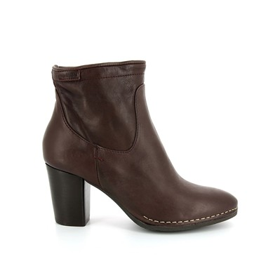 Onside - Bottines en cuir - marron