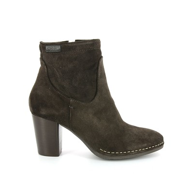 Onside - Bottines en cuir - anthracite