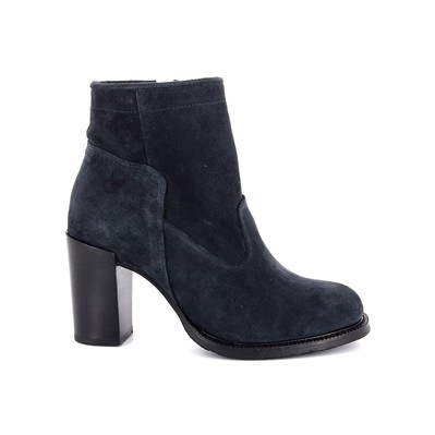 Holcomb - Bottines en cuir - bleu marine
