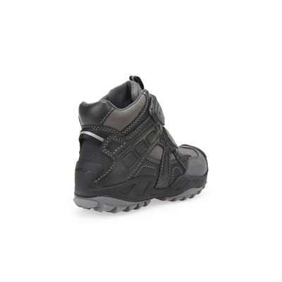 GEOX Savage - Baskets montantes - gris