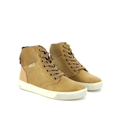 Tender - Baskets en cuir - camel