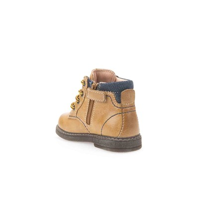 GEOX Glimmer - Bottines - marron