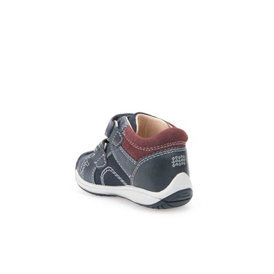 GEOX Toledo - Baskets - tricolore
