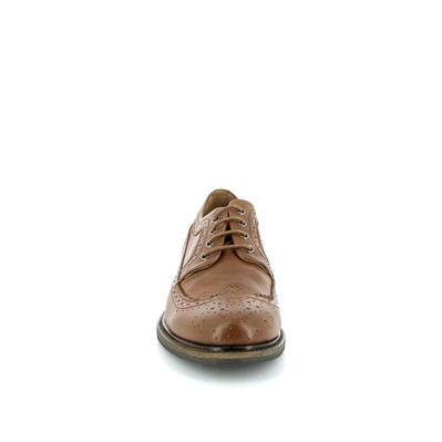 PLDM BY PALLADIUM Nearby - Derbies en cuir - camel