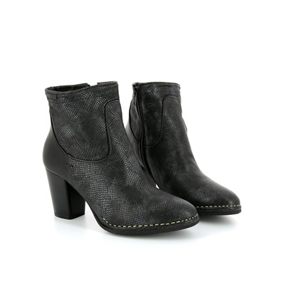 Onside - Bottines en cuir - noir