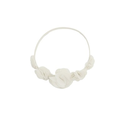 MANGO KIDS Headband - blanc