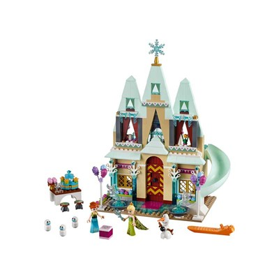 LEGO Disney Princess - Anna au chateau - multicolore