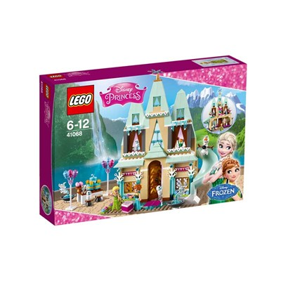 Disney Princess - Anna au chateau - multicolore